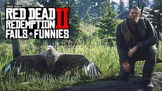 Red Dead Redemption 2 - Fails & Funnies #53