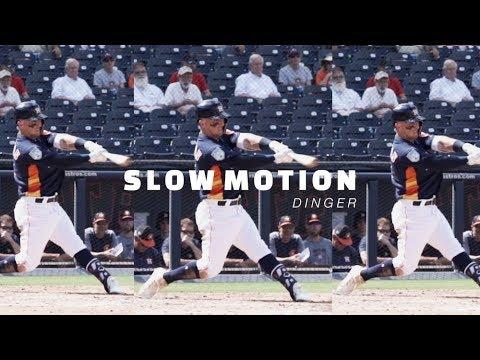 Alex Bregman's FIRST HOMERUN of Spring Training 2019 | MLB Spring Training Ep. 6