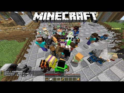 BUILD BATTLE, BEDWARS, ETC. PE NON PREMIUM! - MINECRAFT