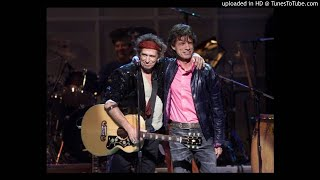 Mick Jagger Keith Richards - salt of the earth - Miss you NYC 2001