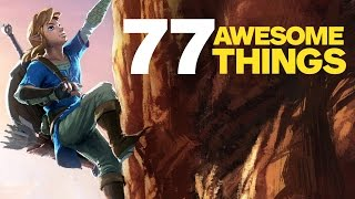 77 Little Things in The Legend of Zelda: Breath of the Wild
