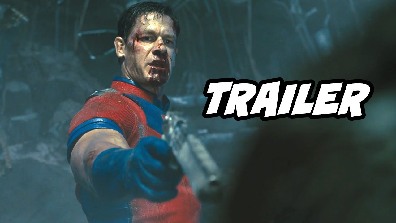 Download Peacemaker Teaser Trailer 2022: John Cena Suicide Squad and DC Movies Easter Eggs