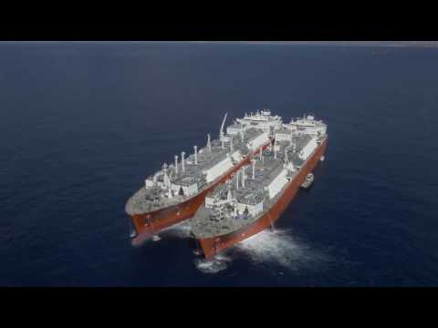 Fendercare Marine: Delivering LNG Ship-to-Ship solutions