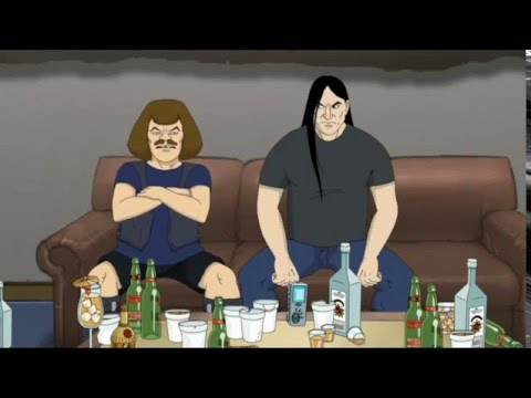 Metalocalypse Extras - Band Interview - Food