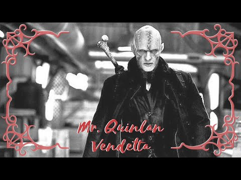 Mr. Quinlan & Master - Vendetta (Rupert Penry-Jones, Jonathan Hyde, Jack Kesy, Robert Maillet)