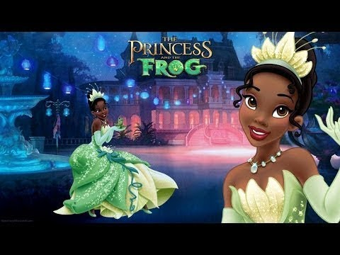 Disney's The Princess and The Frog - Act 2: Masquerade Party - Cartoon Movie Games for Kids HD