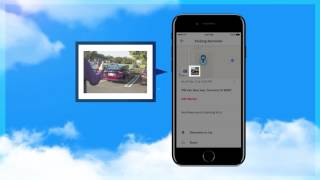 HondaLink® for Clarity: Parking Reminder