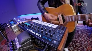 """Twin Shadow - """"Run My Heart"""" - KXT Live Sessions"""