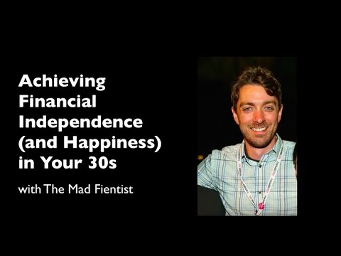 Achieving Financial Independence (and Happiness) in Your 30s with Brandon, the Mad Fientist