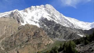 Rupal Face, Nanga Parbat , Latobo 360 degree view - HD 1080 25fps Canon EOS 550D (REBEL T2i)