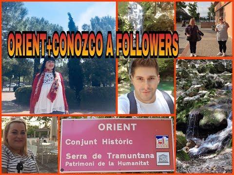 VLOG, ORIENT MALLORCA+CONOZCO A DOS SEGUIDORAS DEL CANAL!!!!