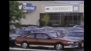 1980s Cars And Trucks TV Commercials Compilation Vol. 1