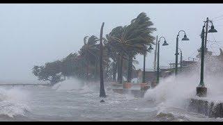 Siêu bão Mangkhut mang sức gió 255km/h bắt đầu c/à//n qu/é/t Philippines