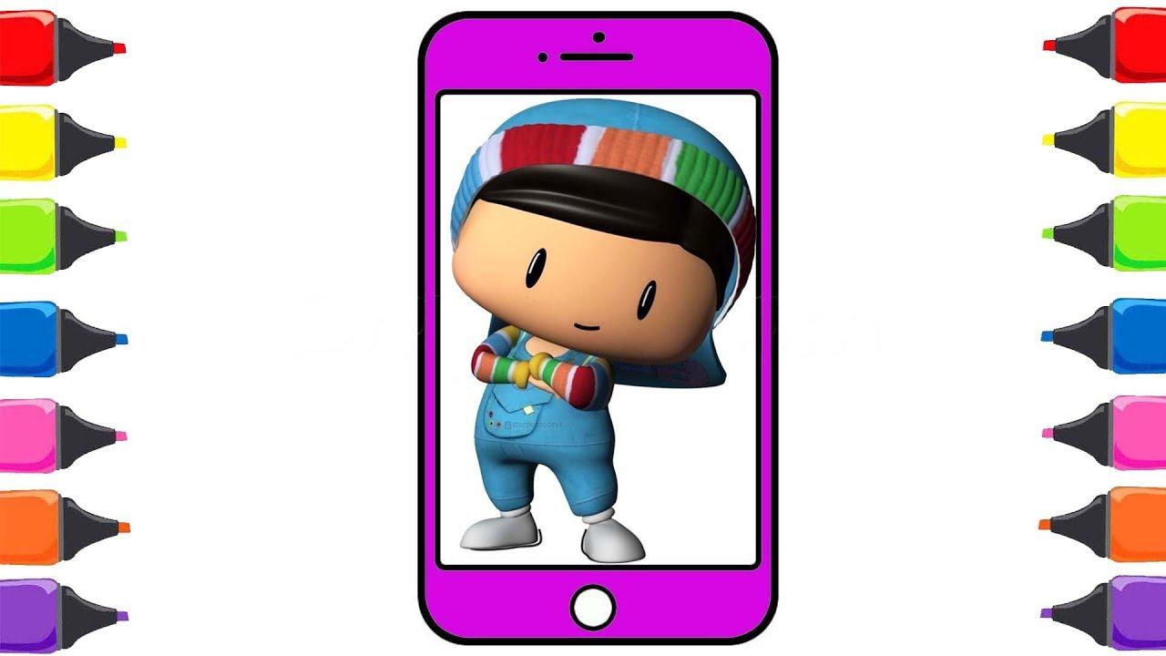 Pepe Telefon Boyama Renkleri öğreniyorum Youtube