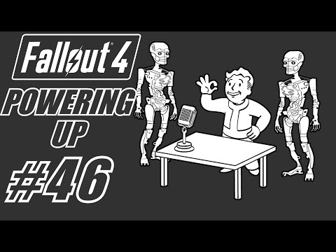 Fallout 4 POWERING UP - PC Gameplay Walkthrough Part 46