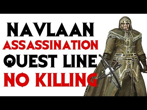 Dark Souls 2: Quest Guide Navlaan Assassination Without Killing