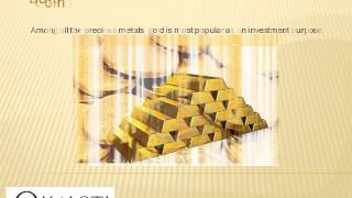 An Overview of Gold Market and Investment