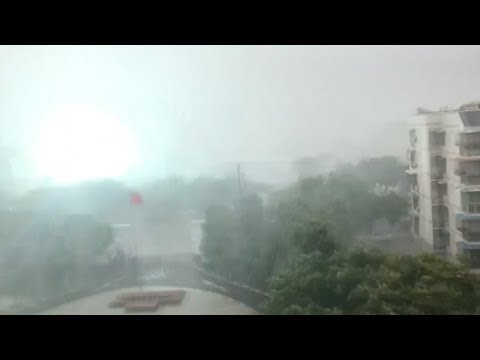 Extreme Weather Hit China's Sichuan, Cutting Power Supplies