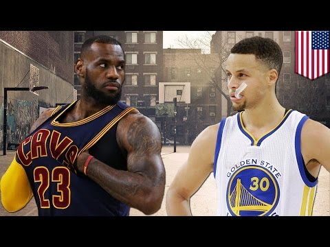 NBA Finals 2016: Steph Curry's Warriors face Lebron's Cavs in a remix of last year's finals