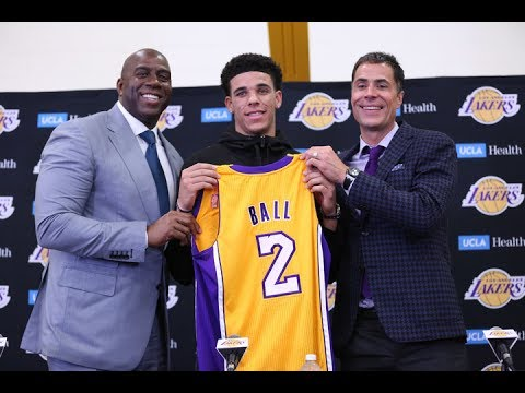 Download Youtube: 5 Reasons Lonzo Ball's LA Lakers Will Make The Playoffs 2017/2018 Season