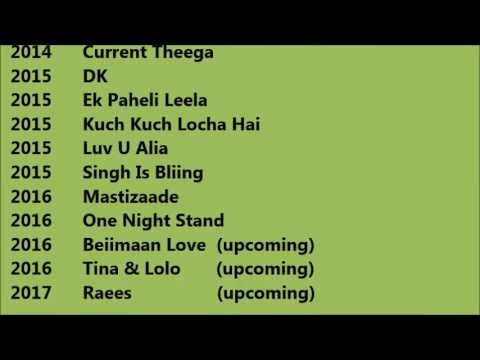 Sunny Leone Movies List