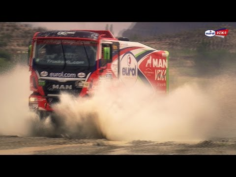 Dakar 2016 - Eurol VEKA MAN Rally Team (the movie)