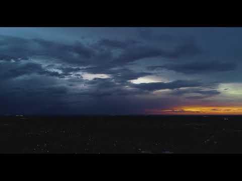 Before Thunderstorm —— DJI Phantom 4 Pro V2.0 Footage