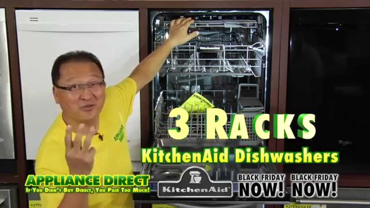 Quietest Dishwasher Ever 39 DBA KitchenAid Dishwasher KDTE704ESS