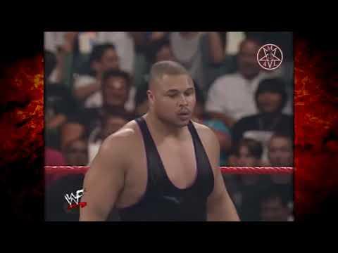 Kane, X Pac
