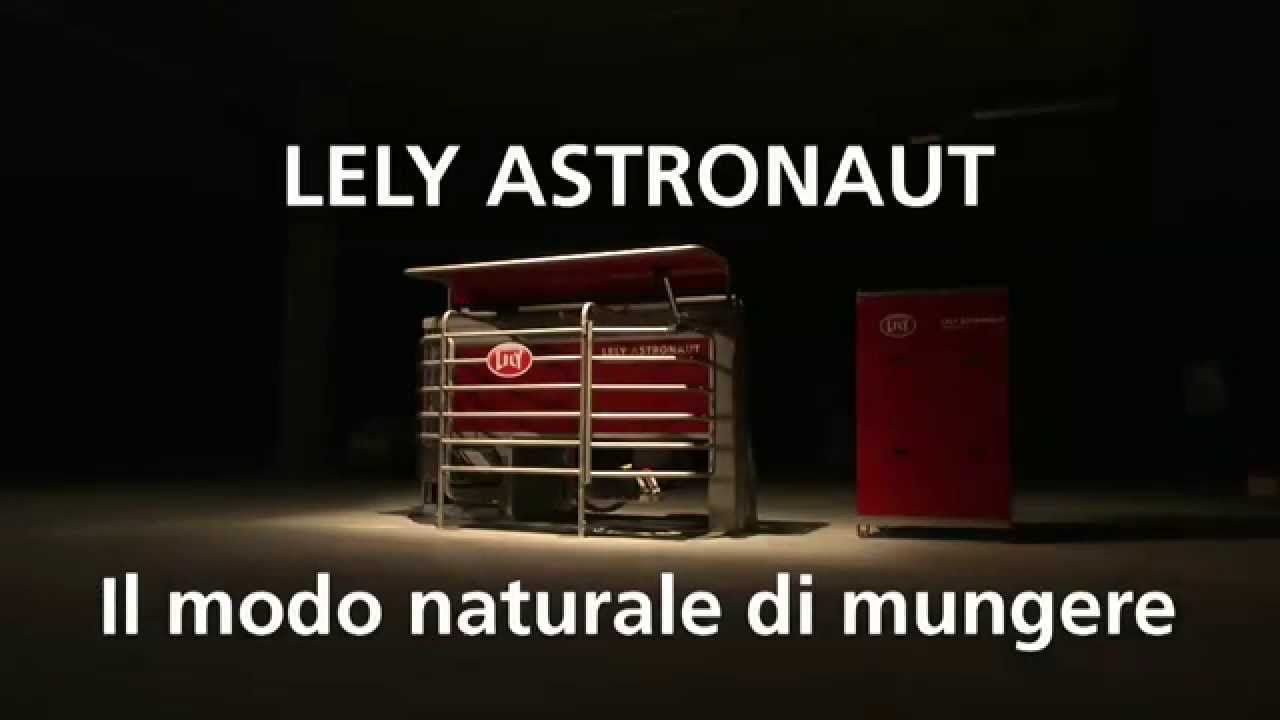 Lely Astronaut A4 - Milking robot highlights (Italian)
