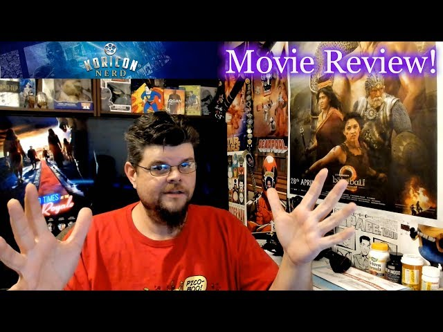 🔵🎥 Bad Times at the El Royale - Movie Review!