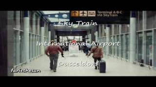 Sky Train - International Airport Dusseldorf