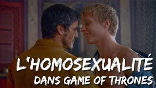 L'Homosexualité dans Game of Thrones