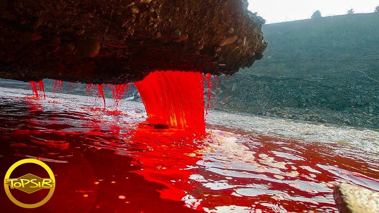 11 แหล่งน้ำอันตรายที่สุดในโลก (อย่าเข้าใกล้เชียวนะ)