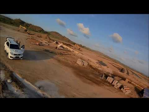 Mandalika Project by FPV Drone race lombok DRL