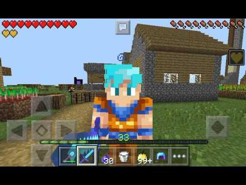 Minecraft Spielen Deutsch Skin Para Minecraft Pe Goku Bild - Skins para minecraft pe de goku