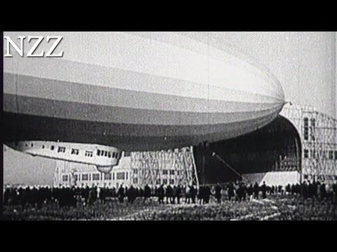 Das LuftschiffSpektakel  Dokumentation von NZZ Format 1996