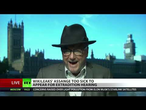 """Galloway: """"Assange May Have To Die Before Journalists Realize Implications"""""""