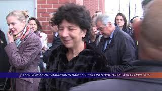 Yvelines | Les événements marquants dans les Yvelines de octobre à décembre 2019