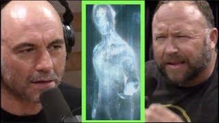 Alex Jones - Aliens Are Interdimensional | Joe Rogan