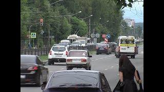 Столичные власти планомерно реализуют программу по оптимизации дорожного движения в Йошкар-Оле