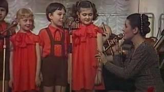 Большой Детский Хор. Концерт Аркадия Островского (1984).