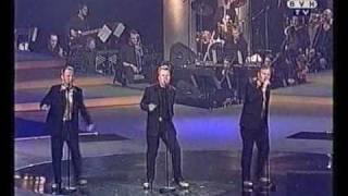 NSF 2001: Entreact Herreys - Diggi-loo Diggi-ley