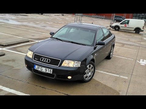 Авто на литовских номерах. AUDI A6 (C5) Quattro, 2003, 2.5 TDI / EvroAvtoMarket