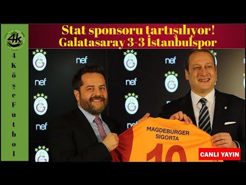GALATASARAY   KONYASPOR   NEF   STEFAN KUNTZ (İstanbulspor Hazırlık Maçı)