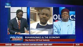 Politics Of Fuel Subsidy: Esele, Mailafia Debate IMF VS Nigeria's Stance |Politics Today|