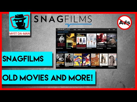 WATCH OLD MOVIE CLASSICS, DOCUMENTS, SHOWS AND MORE WITH SNAGFILMS!