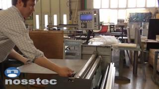 Nosstec 8344 CNC Bending Machine