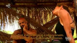 Hakan İntikam Peşinde - Survivor All Star (6.Sezon 82.Bölüm)