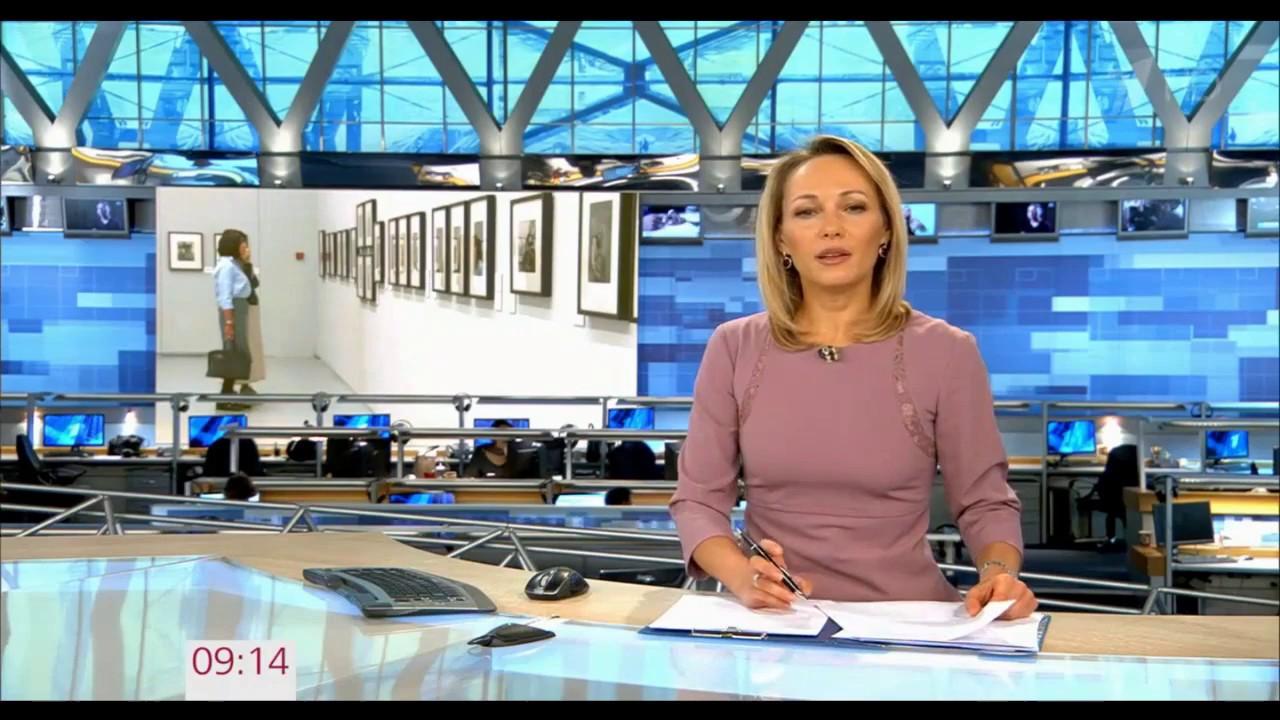 Программа Новости - Первый Канал 25.11.16, 09.00 HD